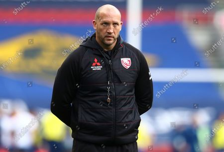 Gloucester head coach George Skivington