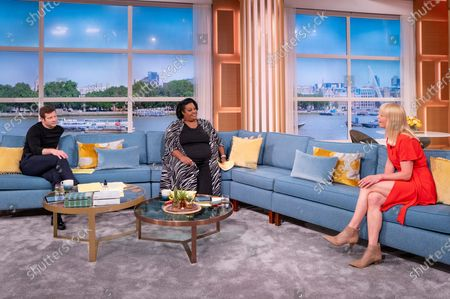 Editorial picture of 'This Morning' TV Show, London, UK - 14 May 2021