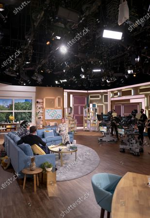 Editorial photo of 'This Morning' TV Show, London, UK - 14 May 2021