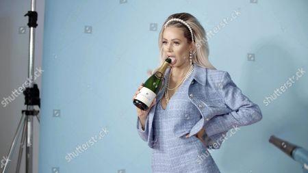 Stock Image of Olivia Attwood.