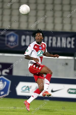 Editorial picture of Rumilly Vallieres v Monaco, French Cup, Annecy, France - 13 May 2021