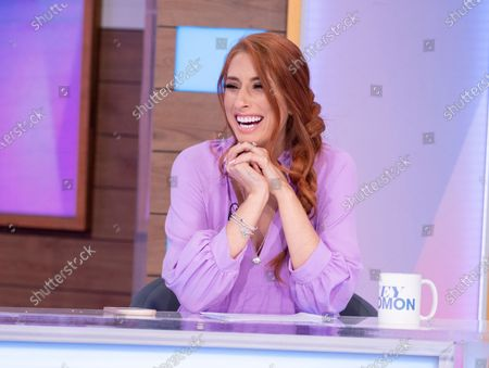 Stock Image of Stacey Solomon