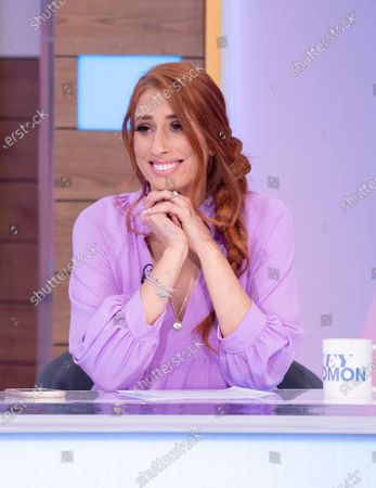 Stock Picture of Stacey Solomon