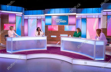 Editorial photo of 'Loose Women' TV Show, London, UK - 14 May 2021