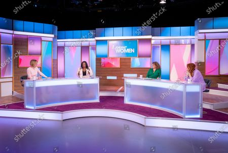 Editorial picture of 'Loose Women' TV Show, London, UK - 14 May 2021