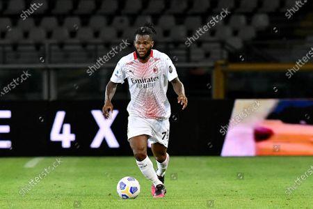 Stock Photo of Franck Kessie of AC Milan in action