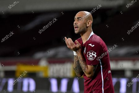 Editorial image of Torino FC v AC Milan, Serie A, Football, Stadio Grande Torino, Turin, Italy - 12 May 2021