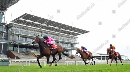 SPANISH MISSION with William Buick wins Matchbook Yorkshire Cup Stakes at York