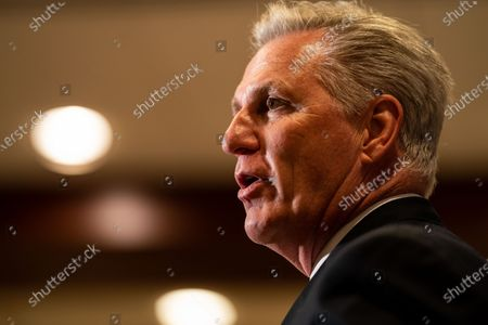 Editorial picture of GOP Conference Chair Election, Capitol Hill, Washington, Dc, United States - 14 May 2021
