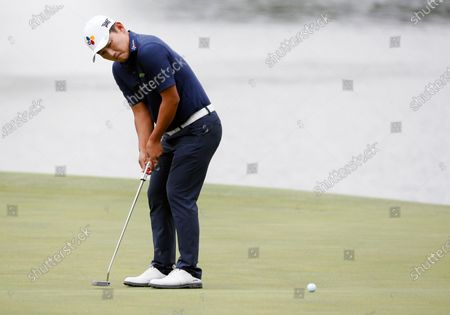 Editorial photo of Byron Nelson Golf, Mckinney, United States - 14 May 2021