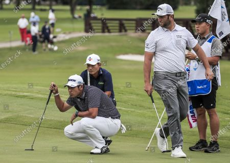Editorial picture of AT&T Byron Nelson golf tournament, Mckinney, USA - 14 May 2021