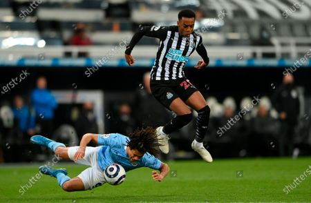 Editorial image of Newcastle United vs Manchester City, United Kingdom - 14 May 2021