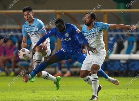Editorial picture of China Guangzhou Football Csl Guangzhou vs Cangzhou - 14 May 2021