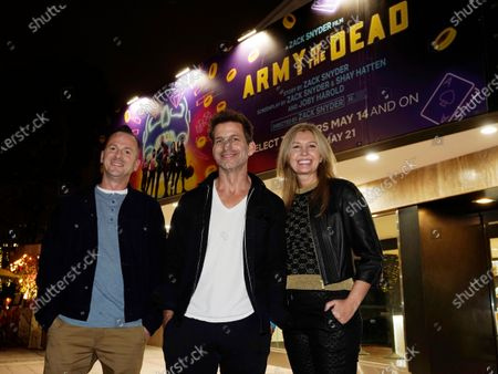 Editorial photo of Landmark Westwood Theatre Opening, Los Angeles, United States - 14 May 2021