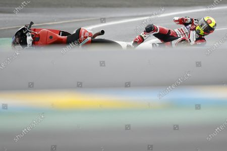 Editorial photo of Motorcycling Grand Prix of France, Le Mans - 15 May 2021
