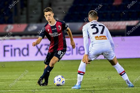 Editorial picture of Soccer: Serie A 2020-2021 : Bologna 0-2 Genoa, Bologna, Italy - 12 May 2021