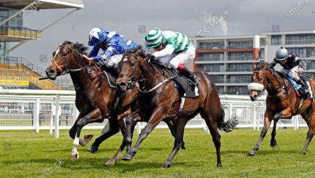 Editorial photo of Horse Racing - 15 May 2021