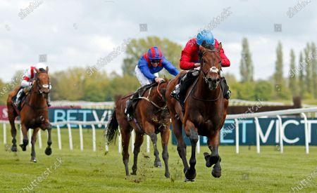 Editorial image of Horse Racing - 15 May 2021
