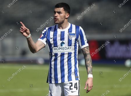 Editorial image of Hertha BSC Berlin vs FC Cologne, Germany - 15 May 2021