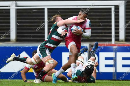 Editorial image of Leicester Tigers v Harlequins, UK - 15 May 2021