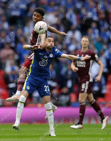 Editorial image of Soccer FA Cup Final, London, United Kingdom - 15 May 2021