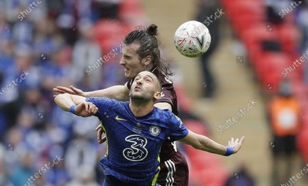 Editorial picture of Chelsea FC vs Leicester City, London, United Kingdom - 15 May 2021