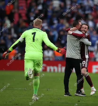 Editorial photo of Chelsea v Leicester City, Football, The Emirates FA Cup Final, Wembley Stadium, London, UK - 15/05/2021