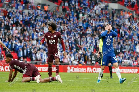 Editorial image of Chelsea v Leicester City, Football, The Emirates FA Cup Final, Wembley Stadium, London, UK - 15/05/2021