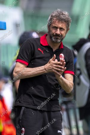 Editorial picture of Soccer : Serie Womens  A 2020_2021 : Sassuolo Femminile 0-0 Milan Femminile, Sassuolo, Italy - 15 May 2021