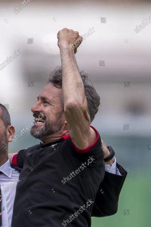 Editorial photo of Soccer : Serie Womens  A 2020_2021 : Sassuolo Femminile 0-0 Milan Femminile, Sassuolo, Italy - 15 May 2021