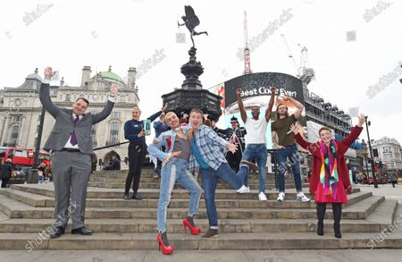Editorial picture of Official re-opening of London's West End, London - 16 May 2021