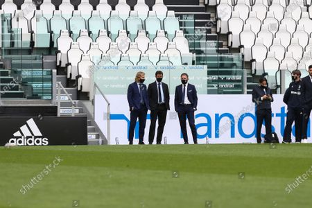 Editorial photo of Juventus v FC Internazionale - Serie A, Turin, Italy - 15 May 2021