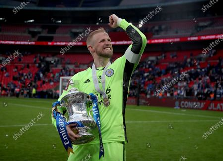 Editorial picture of Britain London Football Fa Cup Final Chelsea vs Leicester City - 15 May 2021