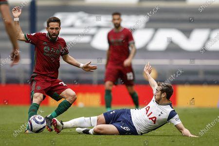 Editorial photo of Tottenham Hotspur vs Wolverhampton Wanderers, London, United Kingdom - 16 May 2021