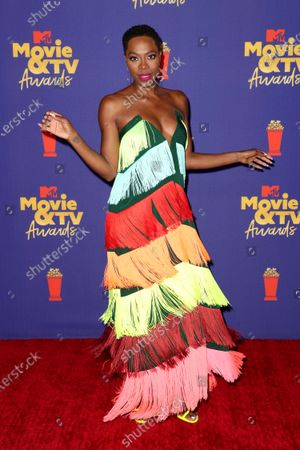 Stock Picture of Yvonne Orji
