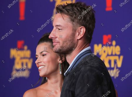 Editorial image of MTV Movie & TV Awards, Arrivals, Los Angeles, California, USA - 16 May 2021