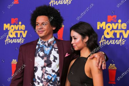 Eric Andre and guest
