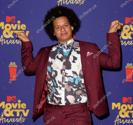 Stock Picture of Eric Andre
