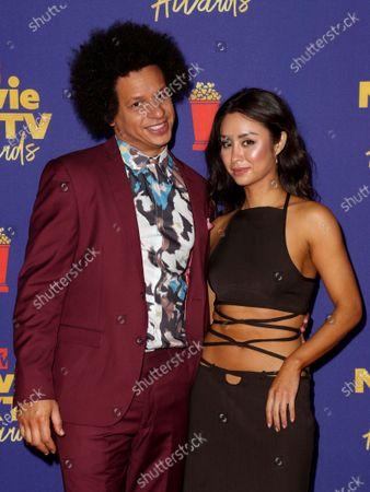Editorial photo of MTV Movie & TV Awards, Arrivals, Los Angeles, California, USA - 16 May 2021
