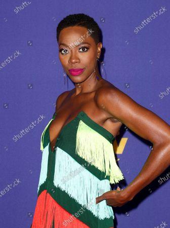 Stock Photo of Yvonne Orji