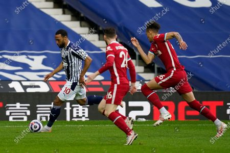 Editorial photo of Soccer Premier League, West Bromwich, United Kingdom - 16 May 2021