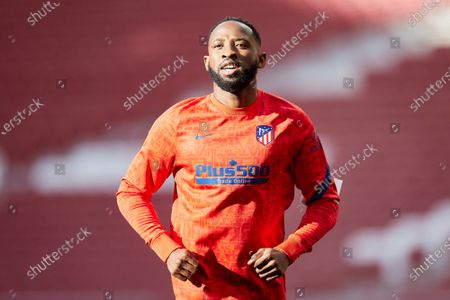 Moussa Dembele of Atletico de Madrid