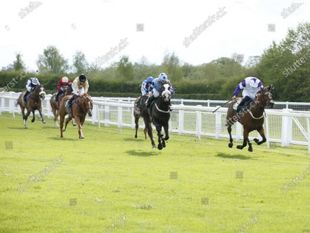 Iris Dancer and Paddy Mathers Win the Affordable Ownership With Titanium Racing Handicap (Div II) Trained by R Mike Smith Owned by Auld Pals Ripon Racecourse
