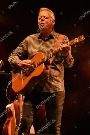 Tommy Emmanuel performs at the Old School Square Pavilion