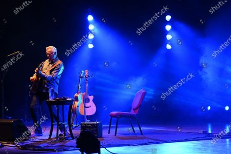 Editorial picture of Tommy Emmanuel performs at the Old School Square Pavilion, Delray Beach, Florida, USA - 15 May 2021