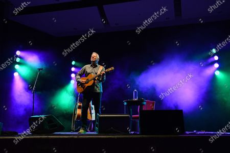Stock Picture of Tommy Emmanuel performs at the Old School Square Pavilion
