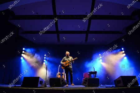 Editorial photo of Tommy Emmanuel performs at the Old School Square Pavilion, Delray Beach, Florida, USA - 15 May 2021