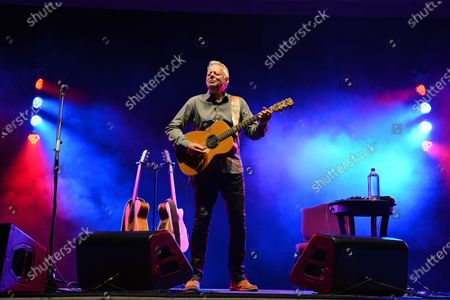 Editorial image of Tommy Emmanuel performs at the Old School Square Pavilion, Delray Beach, Florida, USA - 15 May 2021
