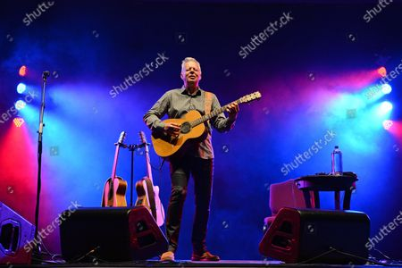 Stock Photo of Tommy Emmanuel performs at the Old School Square Pavilion
