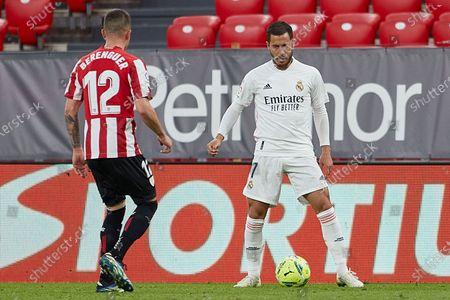 Editorial picture of Athletic Club v Real Madrid, LaLiga Santander, date 37. Football, Nuevo San Mames Stadium, Bilbao, Spain - 16 May 2021